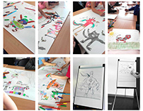 Monster Doodle Workshop