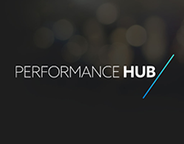 Performance Hub Logo & Website