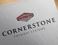 Cornerstone Payment Systems Branding