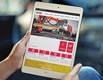 TNT İnşaat Web Design