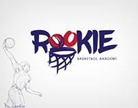 Rookie | Basketball Academy Branding