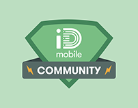 iD Mobile Community - Video, Newsletter and Design.