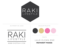 Raki Lifestyle Brand