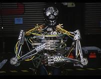 Robots - Skeletron