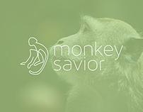 Monkey Savior - Branding