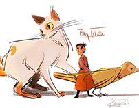 Tiny Tales Concept Art