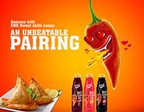 ENE Chilli Sauces - Bhut Jolokia