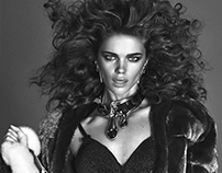 JENA GOLDSACK for L'OFFICIEL SINGAPORE