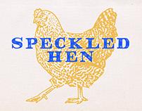 Speckled Hen // Font