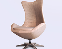Leather Chair Visualisation