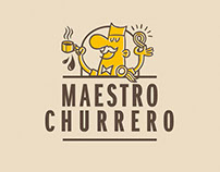 MAESTRO CHURRERO Madrid