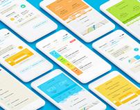 Sam :] Mobile app