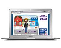 Advil Kids Dress Up Web App