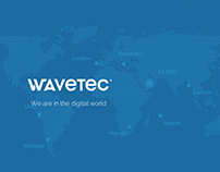 WAVETEC - Visual Brand Identity redesign