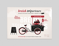 Breizh triporteurs (Yec'hed Mat Kafé)