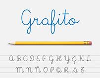Tipografía Grafito