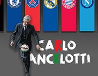 Carlo Ancelotti Coach Career