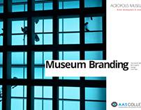 Acropolis Museum Branding
