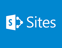 Sharepoint powered websites
