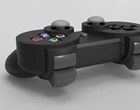PS3 Controller Sketches