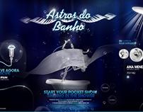 Astro do Banho. (Campaign)
