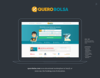 Quero Bolsa - Educational Marketplace / E-commerce
