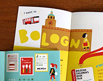 ZINE: I went to Bologna Book Fair