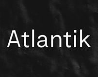 Atlantik font