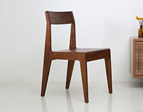 Normal chair series / Furniture / 2011