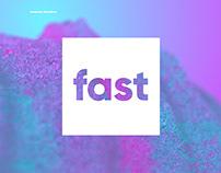 Fast Typographic Promo