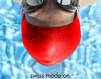 Swissotel Turkey 25th anniversary campaign project