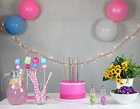Birthday - Stop motion animation