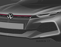 Volkswagen Sketches