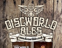 Discworld Ales Exhibition Pull Up Banner