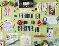 Cath Kidston - Celebrate Her Like She Celebrates You