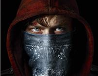 Metallica: Through The Never Poster