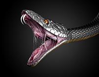 CGI Lizard