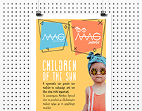We are the Children of the Sun poster project