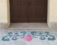 Floors Installation 'Romagueres' (Brambles)