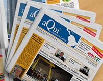Aquí América Latina Newspaper