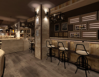 Ресторан Енот, г. Симферополь