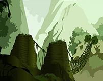 Illustration : Mountains