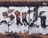Abstract Vandalism.