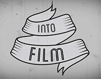 Into Film event poster