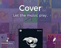 Cover | Music & Radio Concept