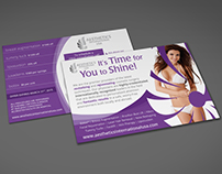 Cosmetic Surgery Flyer