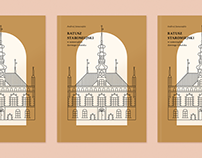 the old town hall | book design
