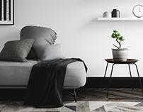 Scandinavian Interior - ArchViz