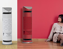 Totem - Stand floor air conditioner