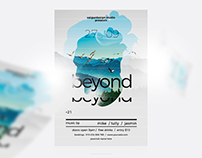 Beyond Flyer / Abstract Flyer